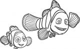 Finding Dory Coloring Pages 21