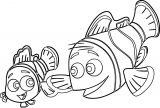 Finding Dory Coloring Pages 24