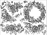 Flower Coloring Page Wecoloringpage 094