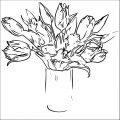 Flower Coloring Page Wecoloringpage 124
