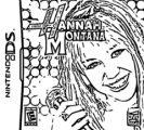 Hannah Montana Miley We Coloring Page 58