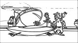 Jetsons Coloring Page 036