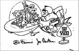Jetsons Coloring Page 078