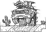 John Johnny Deere Tractor Coloring Page WeColoringPage 34