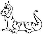 Lizard Jpeg Coloring Page WeColoringPage 29