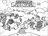 Moshi Monsters Coloring Page 43