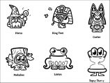 Moshling Sets Have Been Confirmed In Moshi Monsters Coloring Page
