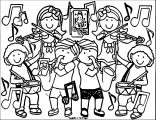 Music Clipart For Kids Original 255 1 Kids Coloring Page