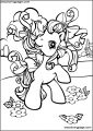 My Little Pony Coloring Page 01