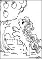 My Little Pony Coloring Page 02