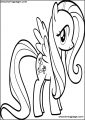 My Little Pony Coloring Page 07