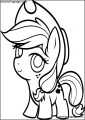 My Little Pony Coloring Page 09