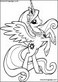 My Little Pony Coloring Page 16