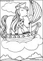 My Little Pony Coloring Page 20