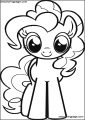 My Little Pony Coloring Page 25