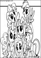 My Little Pony Coloring Page 31