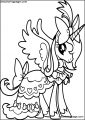 My Little Pony Coloring Page 48