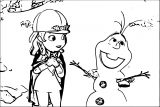 Olaf Coloring Page WeColoringPage 22 [Converted]