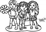 Property Header Dora And Friends Desktop Portrait Coloring Page