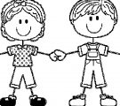 Resentment Clipart HappyFacesGraphicsClipArtCollection Kids Coloring Page
