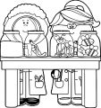 Science Clipart #272 Kids Coloring Page