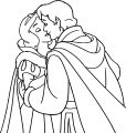 Snow White And The Prince Coloring Page 27