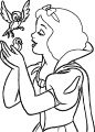 Snow White Coloring Page 014