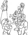 Snow White The Seven Dwarfs Coloring Page 05