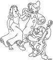 Snow White The Seven Dwarfs Coloring Page 13