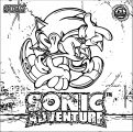 Sonic The Hedgehog Coloring Page WeColoringPage 215