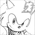 Sonic The Hedgehog Coloring Page WeColoringPage 227