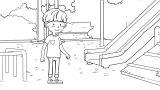 Speaking Cartoon Kids Coloring Page 42