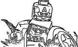 Superheroes Super Hero Coloring Page 054