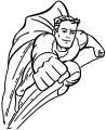 Superheroes Super Hero We Coloring Page 080