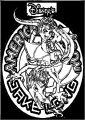 The American Dragon Jake Long Disney Free A4 Printable Coloring Page