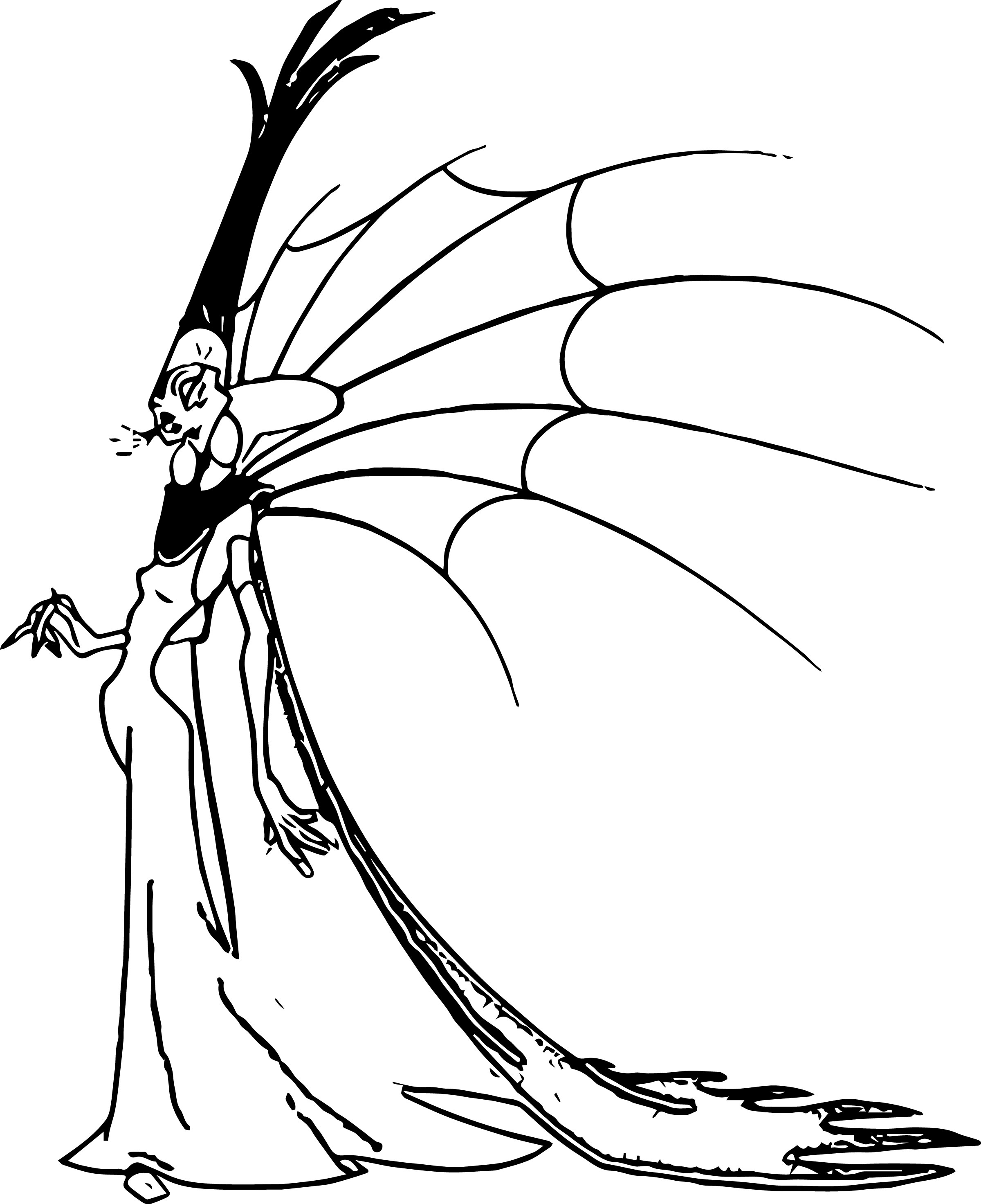The Emperor New Groove Disney Coloring Pages 13