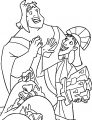 The Emperor s New Groove Clip Art Images Disney Coloring Pages 29