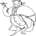 The Great Mouse Detective Grat 2 Cartoon Coloring Pages