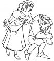 The Hunchback Of Notre Dame Helpeq Cartoon Coloring Pages