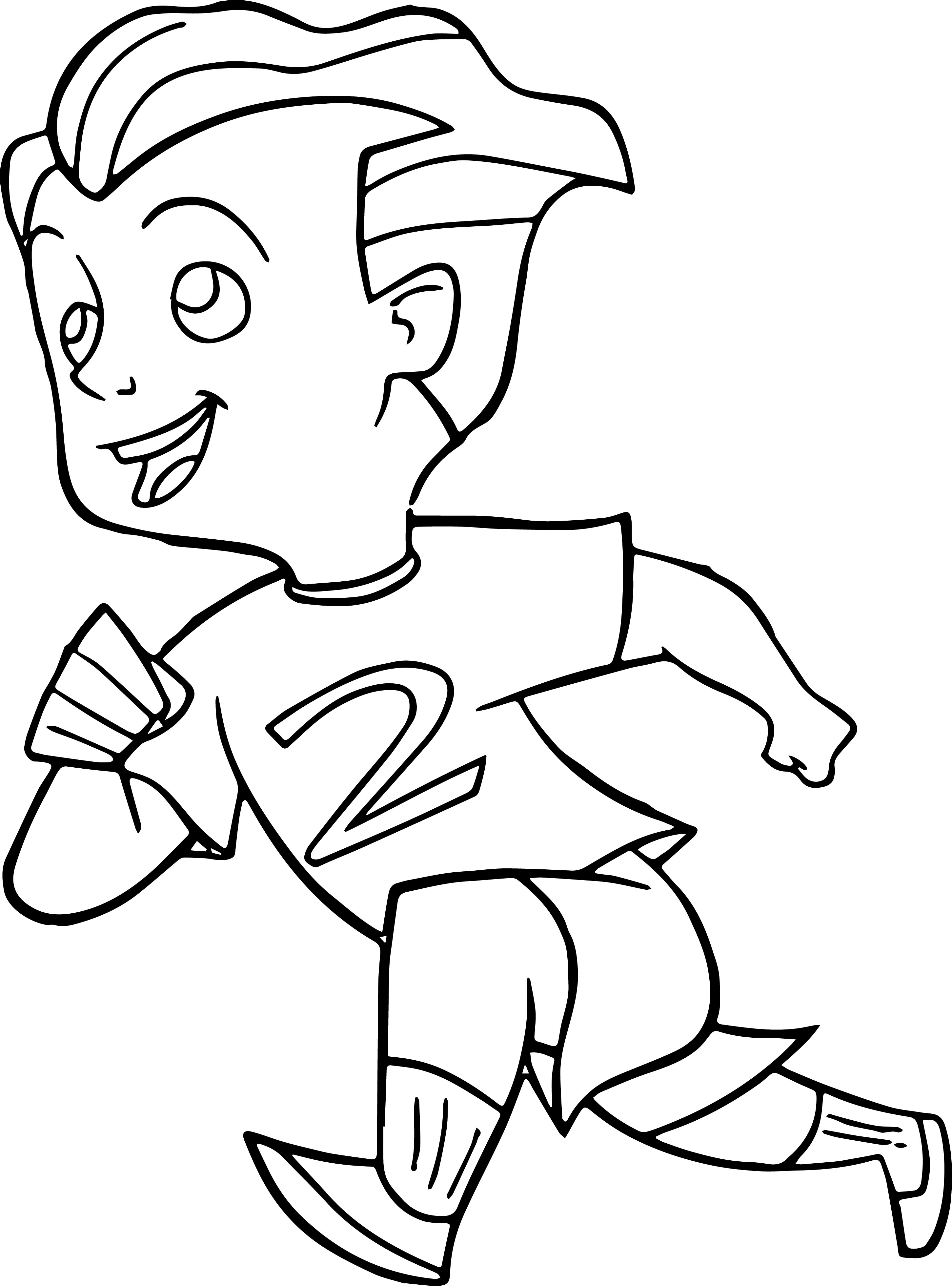 The Incredibles Coloring Pages 06