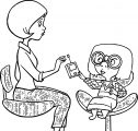 The Incredibles Coloring Pages 07