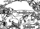 The Jungle Book Coloring Page