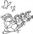 Thumper Thumpers Sisters And Miss Bunny Coloring Pages 02