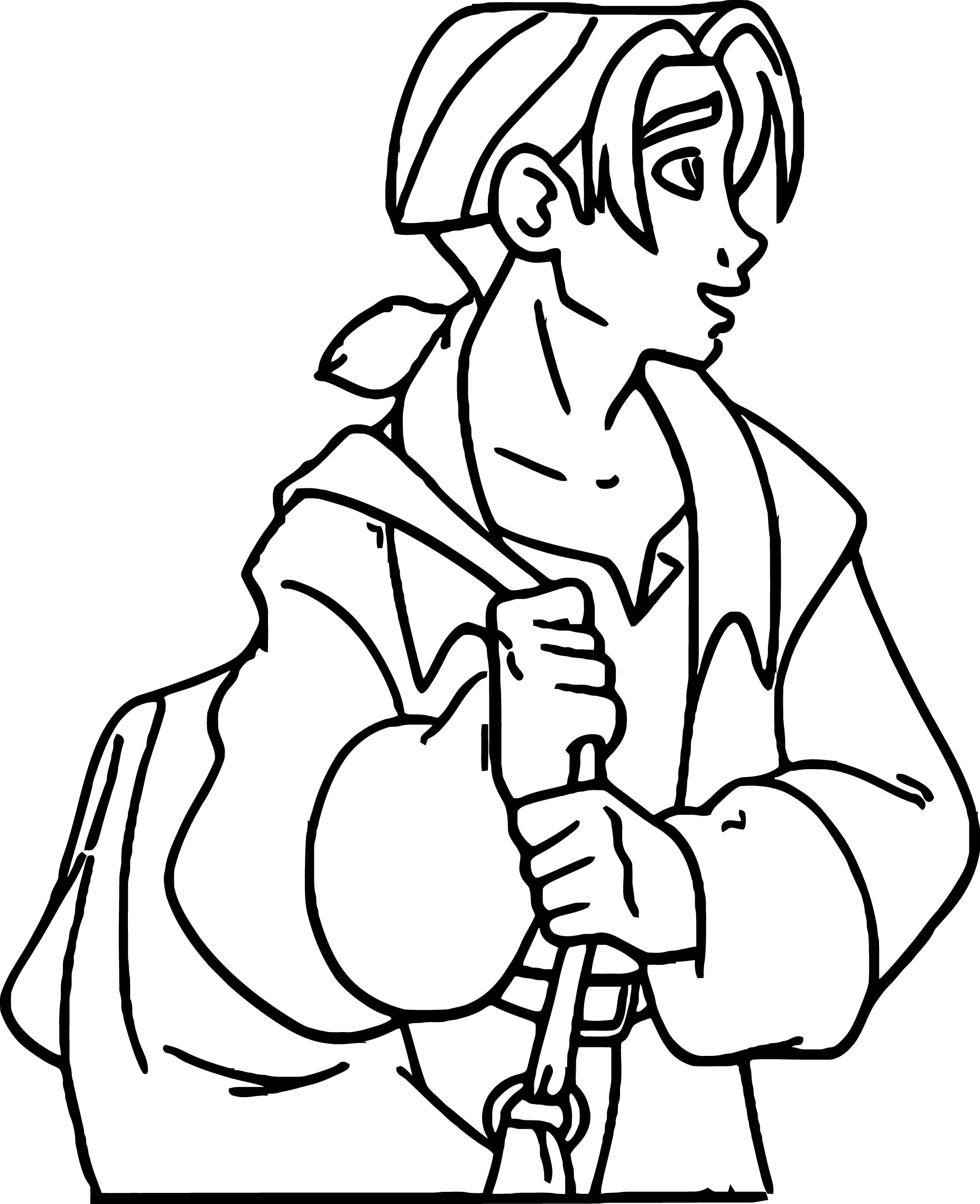 Treasure Planet 15 Coloring Pages Cartoon