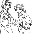 Treasure Planet 17 Coloring Pages Cartoon