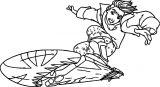 Treasure Planet jim 2 Coloring Pages Cartoon
