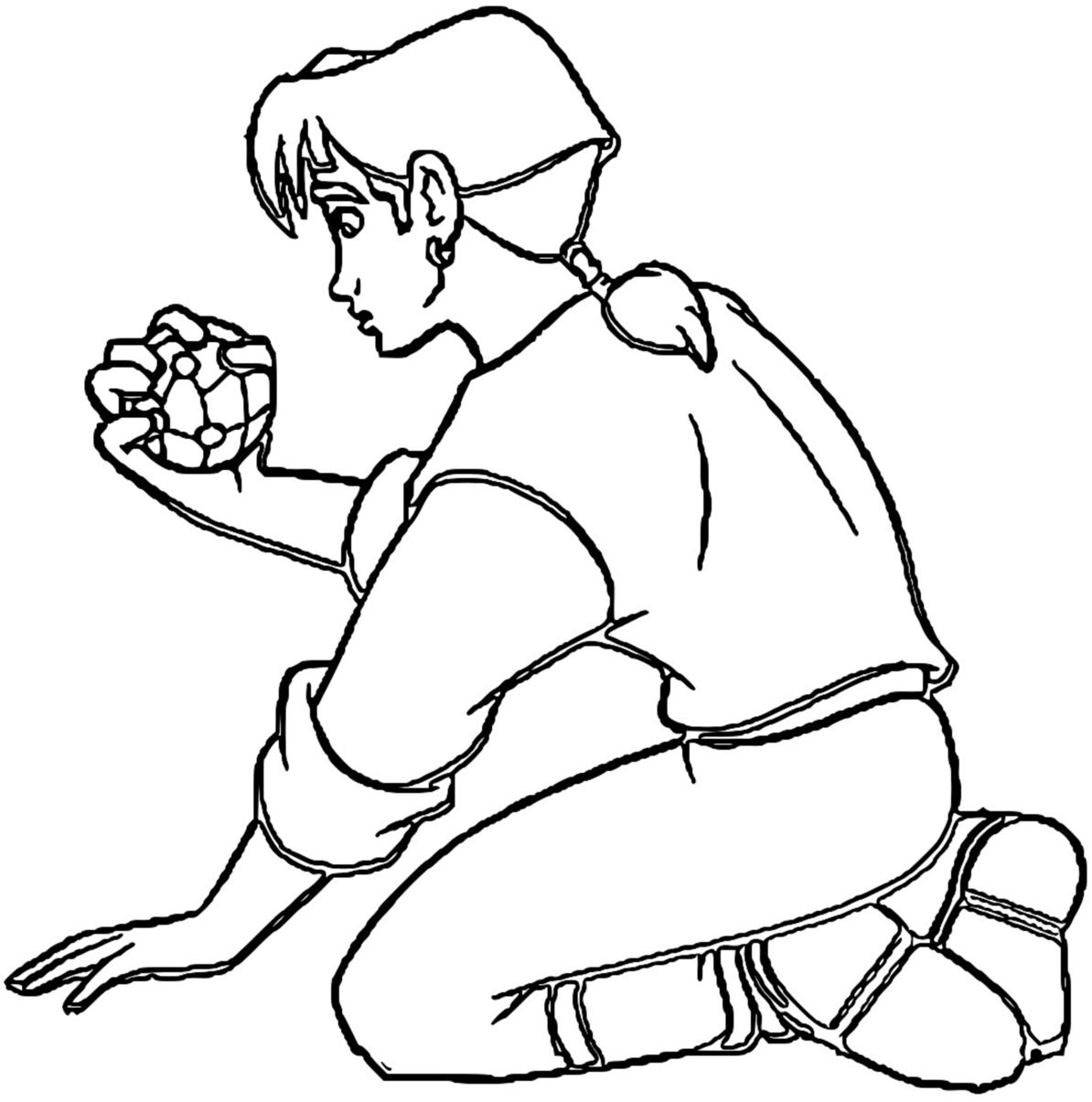 Treasure Planet pfg 36 Coloring Pages_Cartoonized