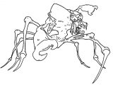 Treasure Planet scroop Coloring Pages_Cartoonized