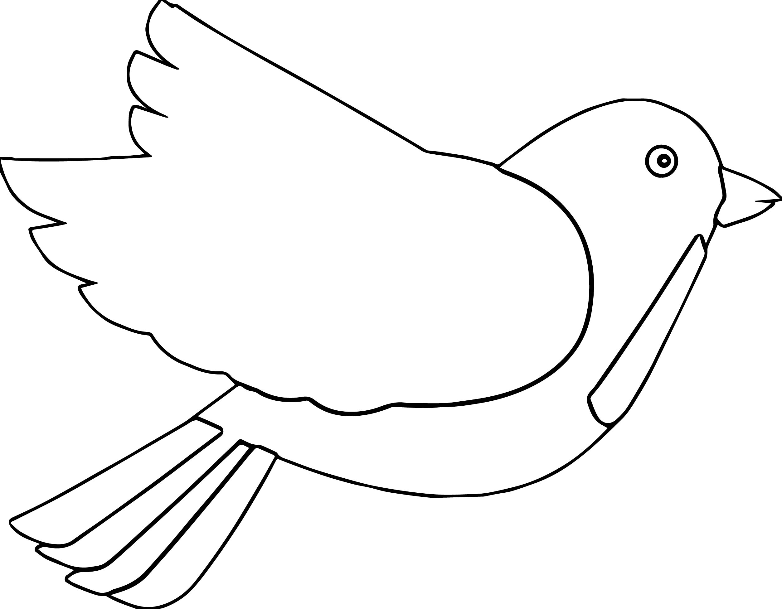 Was Bird Coloring Page