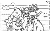 Winnie The Pooh Coloring Page 005
